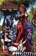 Grimm Fairy Tales Escape from Wonderland (2009 Zenescope) 1A
