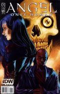 Angel Only Human (2009 IDW) 1A