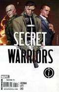 Secret Warriors (2009 Marvel) 7A