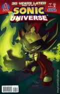 Sonic Universe (2009) 7