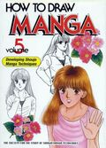 How to Draw Manga SC (1999-2004) 5-1ST