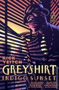 Greyshirt Indigo Sunset TPB (2002America's Best Comic) 1-1ST