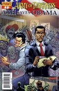 Army of Darkness Ash Saves Obama (2009 Dynamite) 1A