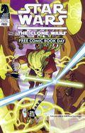 Star Wars Clone Wars (2009 FCBD) 0
