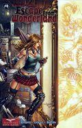 Grimm Fairy Tales Escape from Wonderland (2009 Zenescope) 0B