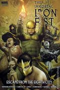Immortal Iron Fist HC (2007-2009 Marvel) 5-1ST