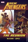 New Avengers The Reunion HC (2009) 1-1ST