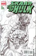 Skaar Son of Hulk (2008) 1F