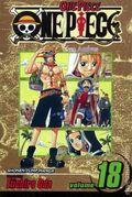 One Piece TPB (2003- Viz Digest) 18-1ST