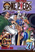 One Piece TPB (2003- Viz Digest) 21-1ST