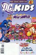 DC Kids Mega Sampler (FCBD) 1