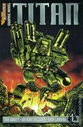 Titan TPB (2000-2003 Black Library) A Warhammer Monthly Presents Graphic Novel 1-1ST