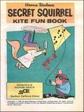 Secret Squirrel Kite Fun Book (1966) 1966