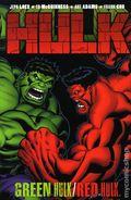 Hulk Green Hulk/Red Hulk HC (2009 Marvel) Deluxe Edition 1-1ST