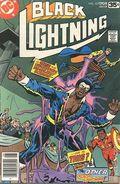 Black Lightning (1977 1st Series) Mark Jewelers 10MJ