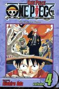 One Piece TPB (2003- Viz Digest) 4-REP