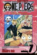 One Piece TPB (2003- Viz Digest) 7-REP