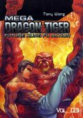Mega Dragon and Tiger: Future Kung Fu Action GN (2002-2004 Comics One) 3-1ST
