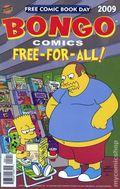 Bongo Comics Free-For-All (2005 Bongo Comics) FCBD 2009