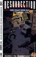 Resurrection (2009 Oni Press) FCBD 0