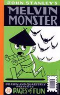 Nancy and Melvin the Monster (2009 FCBD) 0