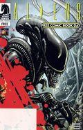 Aliens/Predator (2009) FCBD 0