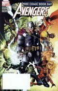 Avengers FCBD (2009) 1