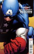 Captain America Reborn (2009 Marvel) 1E