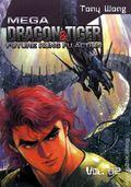 Mega Dragon and Tiger: Future Kung Fu Action GN (2002-2004 Comics One) 2-1ST