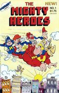 Mighty Heroes (1987 Spotlight) 1