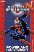 Ultimate Spider-Man TPB (2008- Marvel) 2nd Edition 1-1ST