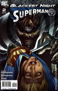 Blackest Night Superman (2009) 2A