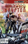Superman World of New Krypton (2009) 7A