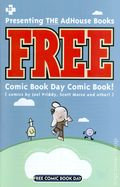 Adhouse Books Free Comic Book Day Comic Book (2004) 2004