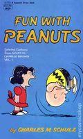 Fun with Peanuts PB (1957 Fawcett Crest Books) 1-REP