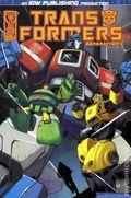 Transformers Generation 1 TPB (2006 IDW) 1-1ST