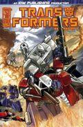 Transformers Generation 1 TPB (2006 IDW) 2-1ST