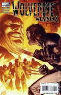 Wolverine Weapon X (2009 Marvel) 5A