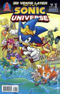 Sonic Universe (2009) 8