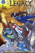 Legacy Second Inheritance GN (2003 Antarctic Press) 1-1ST