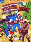 Captain America and the Avengers SC (1997 Read and Color) 1-1ST