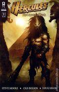 Hercules the Knives of Kush (2009 Radical) 3A