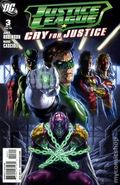 Justice League Cry for Justice (2009) 3A
