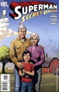 Superman Secret Origin (2009) 1A