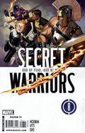 Secret Warriors (2009 Marvel) 8