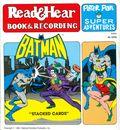 Batman Book and Record Set (1975 Power Records/Peter Pan) 2004N