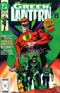 Green Lantern (1990-2004 2nd Series) 19HLSIGNED