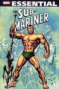 Essential Sub-Mariner TPB (2009 Marvel) 1-1ST