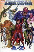 Official Handbook of the Marvel Universe A-Z HC (2008-2010 Marvel) 10-1ST