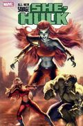 All New Savage She-Hulk TPB (2009) 1-1ST